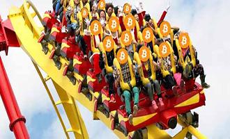 Montagnes russes bitcoin