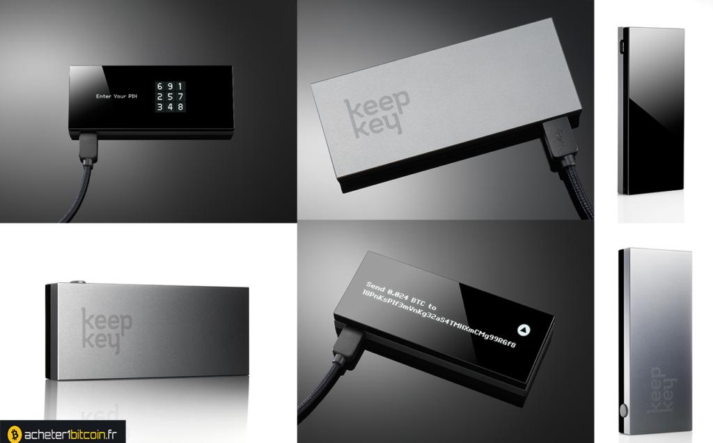 keepkey hardware wallet avis