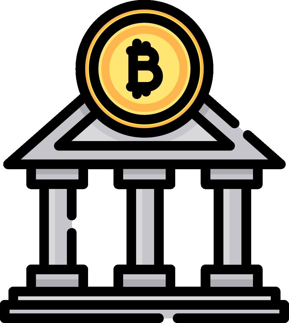 Banque Bitcoin logo