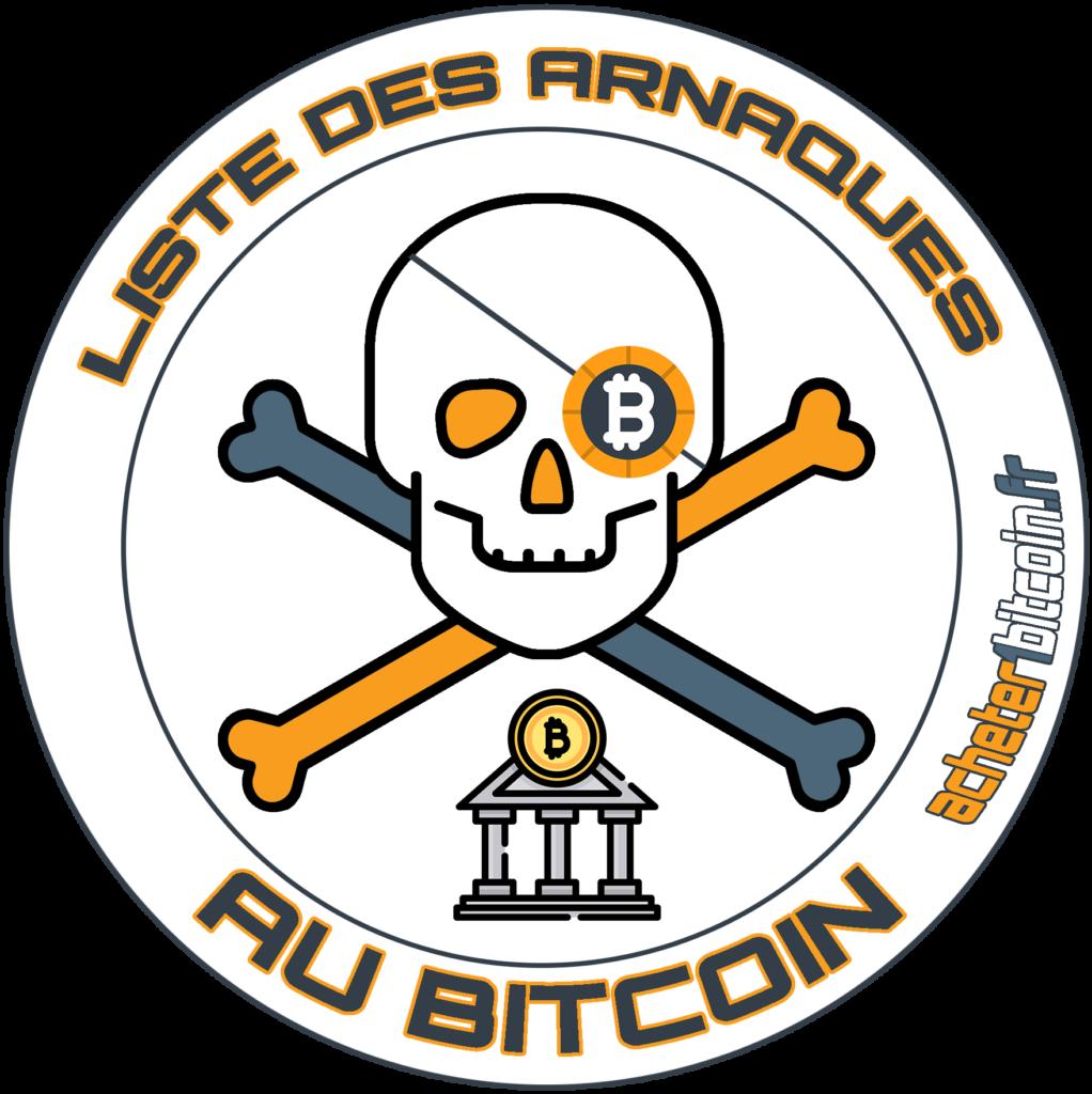 liste des arnaques au bitcoin