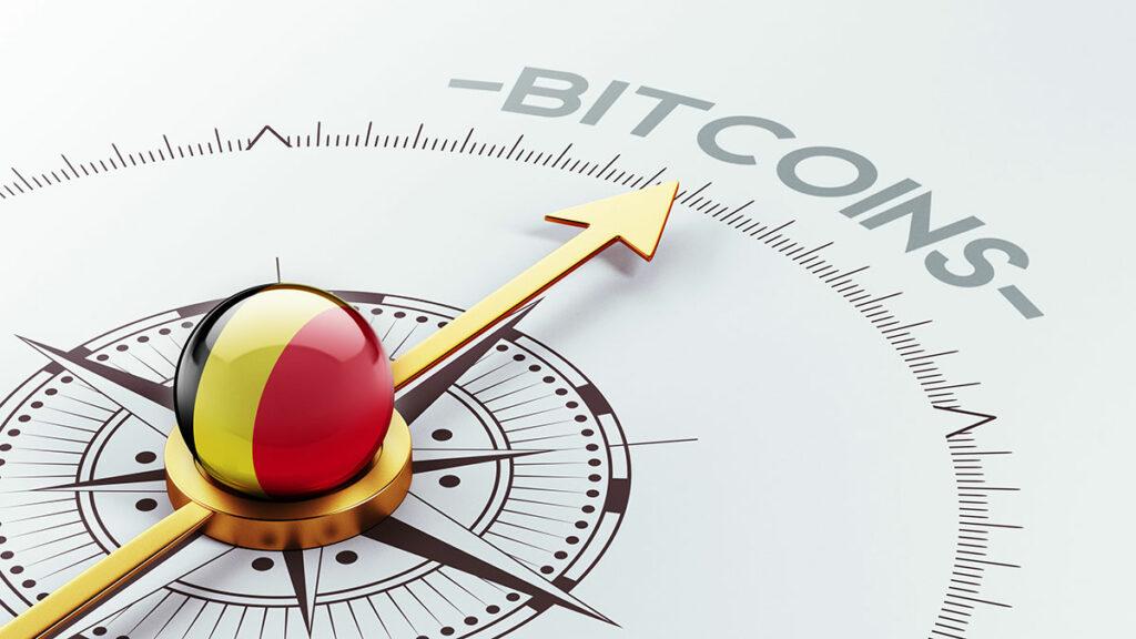bitcoin belgique boussole