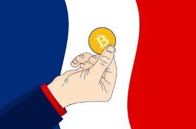 Bitcoin france drapeau