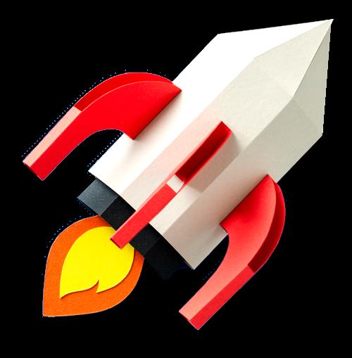 Bitcoin fusée